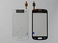 Сенсорный экран для Samsung Galaxy trend Duos S7562 White Copy AA