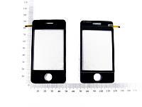 Сенсорный экран для китайского телефона iPhone №1 (Внешний размер 49x91мм)