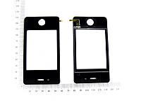 Сенсорный экран для китайского телефона iPhone №180 (Внешний размер 57x109мм)