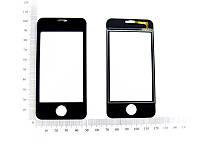 Сенсорный экран для китайского телефона iPhone №185 (Внешний размер 50x112мм)