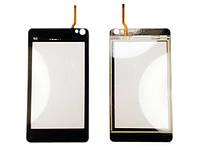 Сенсорный экран для китайского телефона N8-2 (Внешний размер 51x93,5мм)