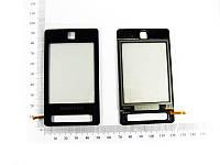 Сенсорный экран для китайского телефона Samsung №12(Внешний размер 52x92мм)