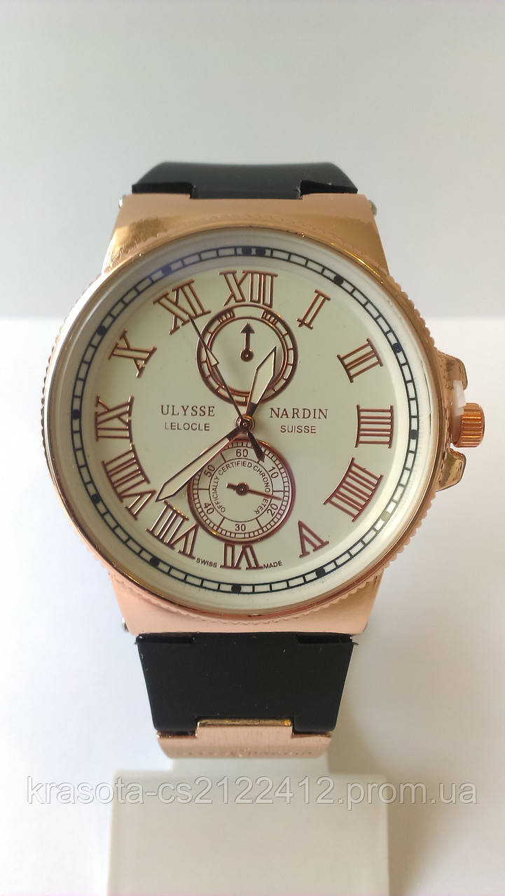 правильно часы ulysse nardin lelocle suisse составе любого