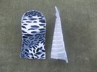 Стельки под заднюю часть стопы для увеличения роста на 3 см