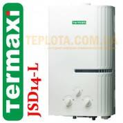 Газовая колонка Termaxi JSD 14 L  (дымоходная, 7 л.в мин., белая)