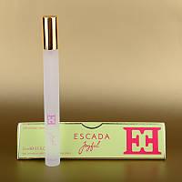 Женский мини парфюм Escada Joyful 15 ml в треугольнике ALK