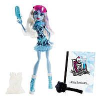 Кукла Monster High Эбби Боминейбл Арт Класс