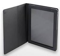 Чехол книжка папка подставка Acer Iconia A500 ЧЕРНЫЙ БЕЛЫЙ В наличии case leather