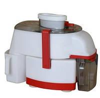 Соковыжималка электрическая для дома и дачи мичуринка, 2 ёмкости: для сока и отходов, 1 скорость, 250w