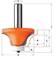 Фреза S-образная с нижним подшипником для акриловой столешницы