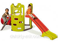 Игровой Комплекс с Горкой и Трубой Smoby 310234