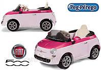 Электромобиль Машина FIAT 500 Peg Perego Iged1162