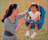 Качель на Тросах Непоседа детская Подвесная Little Tikes 4309