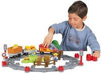 Железная Дорога Сельский Поезд с Людьми Ecoiffier 3163
