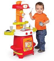 Игровая детская кухня c раздвижной столешницей Cooky Smoby 24238