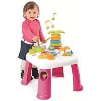 Интерактивный Развивающий игровой стол Cotoons Smoby 211067R