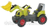 Трактор Педальный с Ковшом Claas Arion Rolly Toys 710249