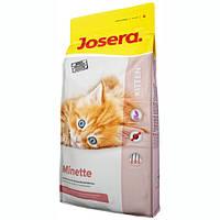 Корм для котов и кошек Josera Minette 10 кг, корм для котят, кормящих и беременных кошек