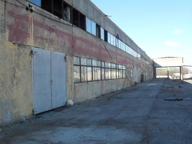 Продажа промышленной базы в Одесской области