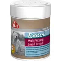 8in1 Excel Multi Vitamin Small Breed мультивитамины для собак мелких пород, 70т