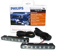 Philips LED DayLight 8 светодиодные фары дневного света