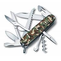 Victorinox Викторинокс нож Huntsman 15 предметов 91 мм камуфляж нейлон