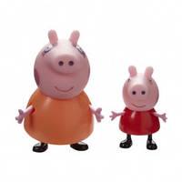 Набор фигурок Peppa - Семья Пеппы (Пеппа и Мама Свинка)