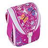 Ортопедический ранец для девочки 1-4 класс, Butterfly