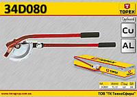 Трубогиб Ø-15...22мм,  TOPEX  34D080