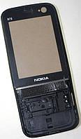 Корпус Nokia N78 полный чёрный High Copy