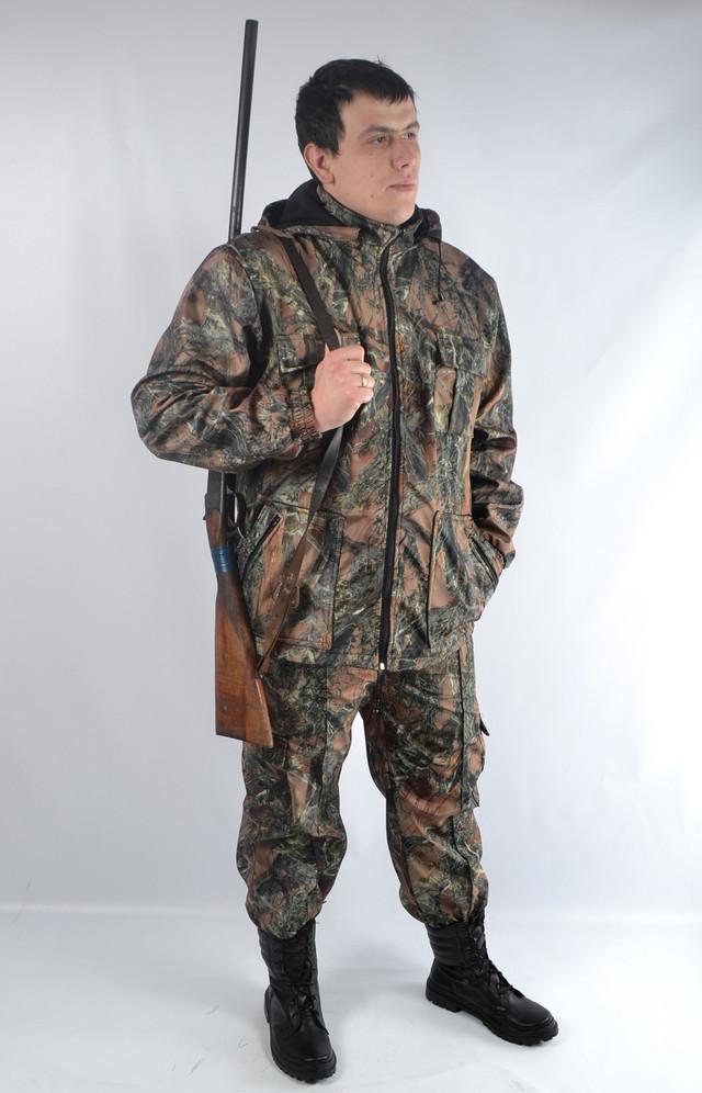 купить костюм для охоты и рыбалки дубок