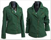 Женская весенняя куртка-парка, парка короткая на весну,куртка-парка- косуха