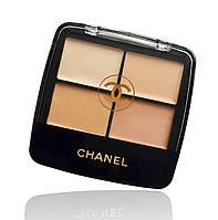 Профессиональная палитра корректоров Chanel 4 Color Blush (Шанель)