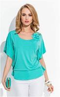 Блузка, кофточка женская, футболка летучая мышь Sunwear 2015
