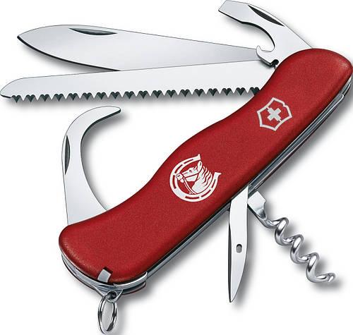 Карманный складной нож Victorinox Equestrian 08883 красный