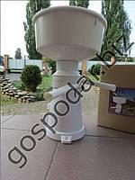 Сепаратор-маслобойка с ручным приводом