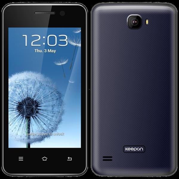 Телефон KEEPON / DONOD N30 Черный - 2,8