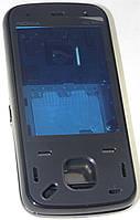 Корпус Nokia N86 полный чёрный High Copy