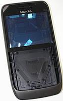 Корпус Nokia E63 полный чёрный High Copy
