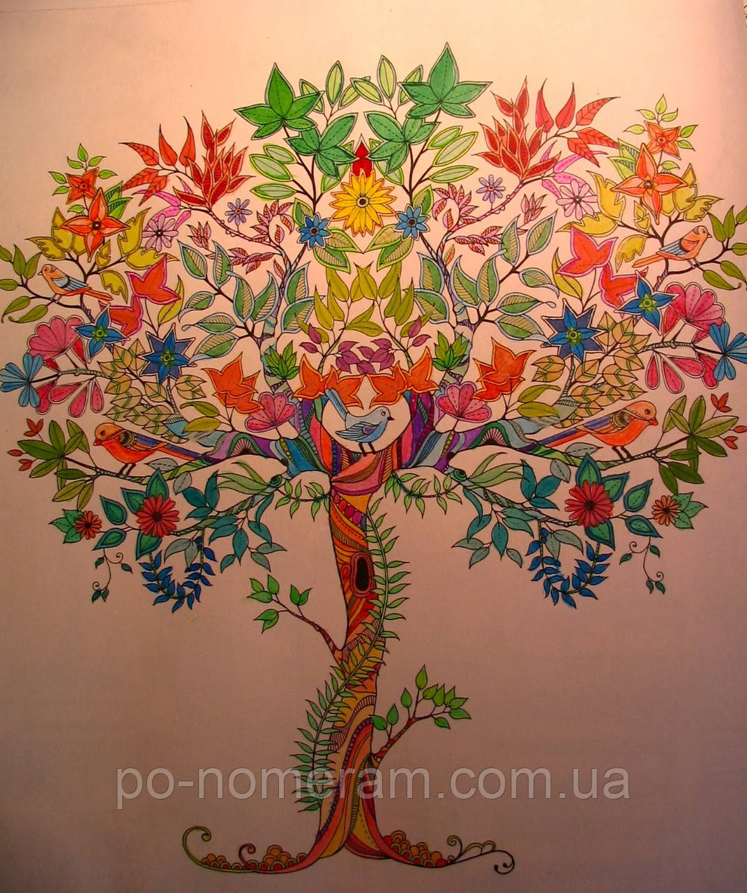 Раскраски антистресс украина
