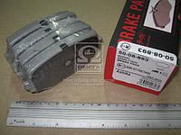 Тормозные колодки передние на SUZUKI GRAND VITARA I 1994г.-2003г. (ASHIKA)
