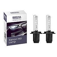 Ксеноновые лампы для автомобиля H7 Brevia 4300/5000/6000K