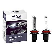 Ксеноновые лампы H11 Brevia 4300/5000/6000K