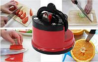 Точилка для ножей с присоской ножеточка Knife Sharpener with suction pad