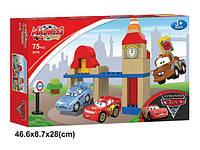 """Конструктор Meadness CARS 5119 для малышей """"Тачки"""", (75 деталей)"""
