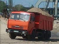 Аренда самосвала КАМАЗ 10-16 тонн