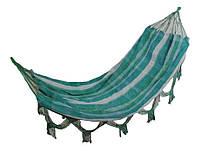 Гамак мексиканский, огромный, 1,6*2,2м, с бахромой, из хлопка, для отдыха всей семьи на природе, вместительный