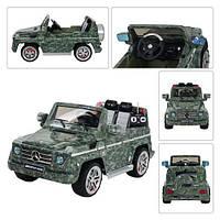 Детский электромобиль Джип Mersedes  G 55 RS-10