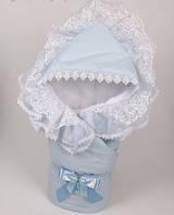 Роскошный конверт-одеяло для новорожденного мальчика