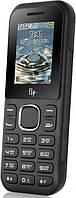 Компактный мобильный телефон Fly DS107D. 2 SIM. Практичный телефон. На гарантии. FM. Код: КТМТ85
